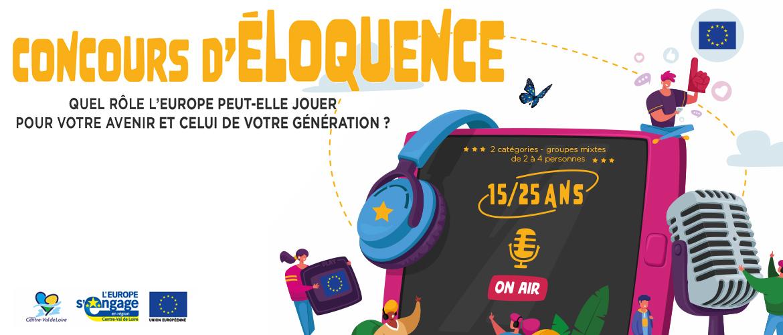 Concours d'Eloquence - QUEL RÔLE L'EUROPE PEUT-ELLE JOUER POUR VOTRE AVENIR ET CELUI DE VOTRE GÉNÉRATION ?