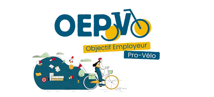Appel à manifestation d'intérêt - Programme Objectif Employeur Pro-Vélo