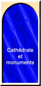 Bandeau cathedrale et monuments