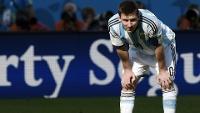 Copa do Mundo Argentina Messi Suíça 01/07/14