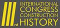 Troisième congrès international de l'histoire de la construction à Cottbus, Allemagne, le 20 au 24 mai 2009