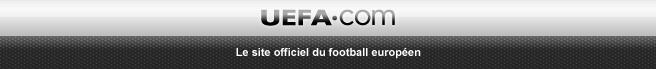 Le site officiel du football européen