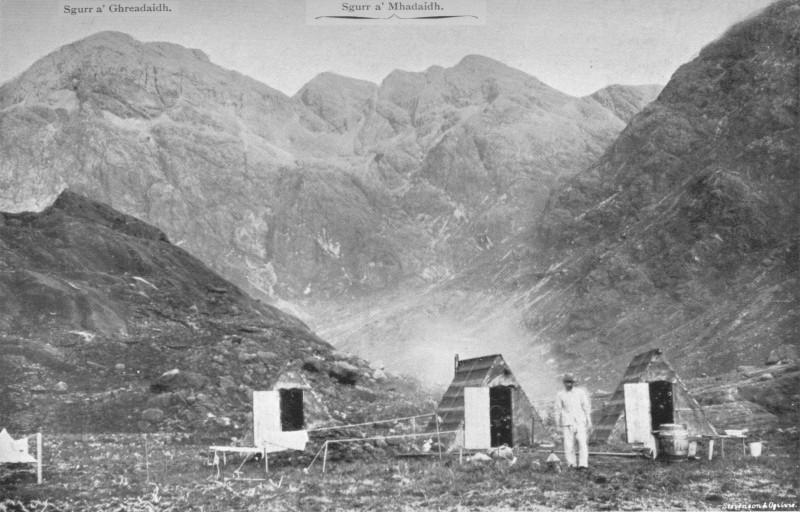 The Camp, Coruisk