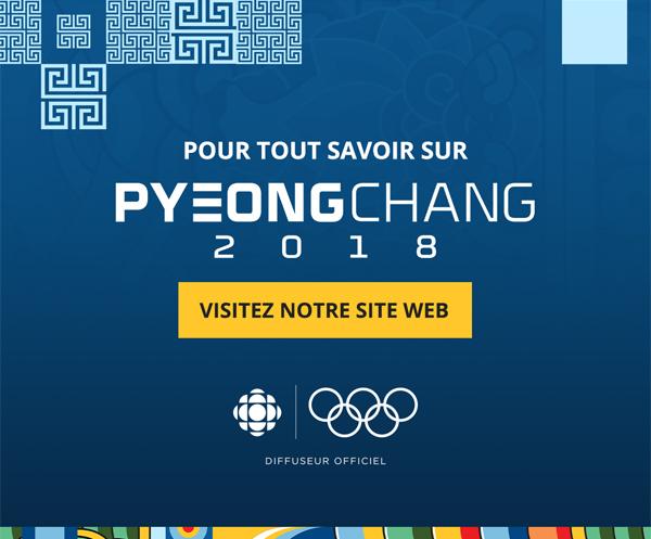 Pour tout savoir sur Pyeongchang 2018, visitez notre site web.