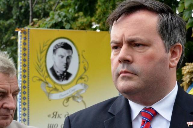 Le ministre Kenney a précisé que le fait... (Photo Murray Brewster, La Presse canadienne)