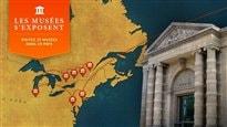 Visitez 29 musées dans 19 pays