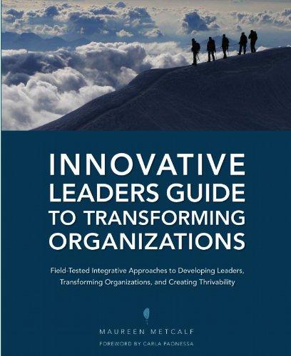 Metcalf Innovative Leaders Guide