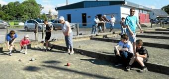 Louargat(22): Les entraînements de boule bretonne ont repris