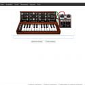 Doodle Google du jour : Robert Moog, inventeur du synthétiseur
