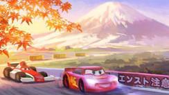 Concept Arts Cars 2