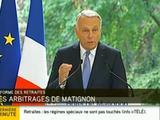 Retraites : Ayrault propose 43 ans de cotisations en 2035