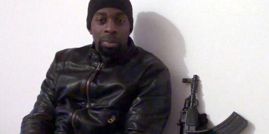 Amedy Coulibaly, dans une vidéo diffusée le 11janvier.