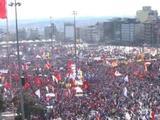 Turquie : des dizaines de milliers de personnes toujours mobilisées à Istanbul