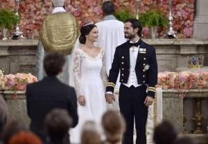 EN IMAGES. Mariage royal en Suède : le défilé du gotha