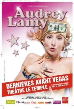 Audrey Lamy - Dernières avant Vegas