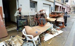 Les images de Nancy après les inondations