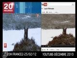 Bidonnage : quand France 2 a vu le loup ... sur Youtube