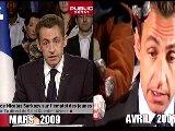 Fin des parachutes dorés : Sarkozy le promet... depuis 2007