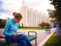 A Mormon Image: House of Learning