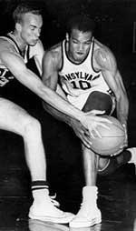 John Edgar Wideman as a high school basketball player