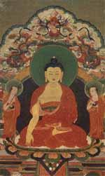 Buddha Shakya Muni