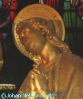 Saint Jean (détail)