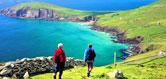 Photo: Hikers in Ireland