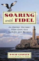 Soaring with Fidel - book cover
