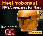 View the 60 MINUTES segment on the Mission to Mars