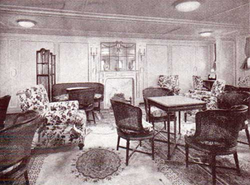 Drawing Room on the Baltic