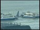 美客机坠入纽约哈德逊河 机上人员获救