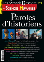 Couverture Grands Dossiers N° 13