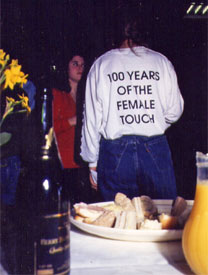 100 Years of Female Touch