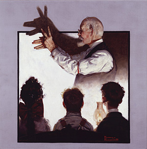 Image for Telling Stories: Norman Rockwell from the Collections of George Lucas and Steven Spielberg