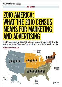What the 2010 Census Means for Marketing and Advertising