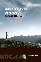 Human Rights Defended From Here.