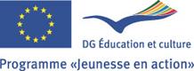 Programme Jeunesse en action de la DG Education et Culture