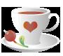 Tea-prop