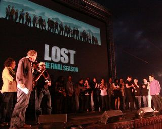 Lost stage