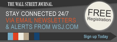 Email Newsletters and alerts