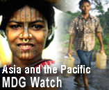 Asia and the Pacific MDG Watch