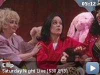 Saturday Night Live: Season 30: Episode 13 -- Michael Jackson is having friends over.
