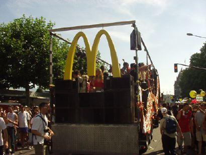 Lake parade de Genève 2003
