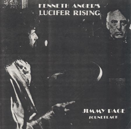 Jimmy Page Lucifer rising