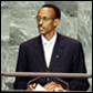 Paul Kagame - Rwanda