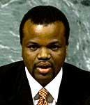 Mswati III - Swaziland