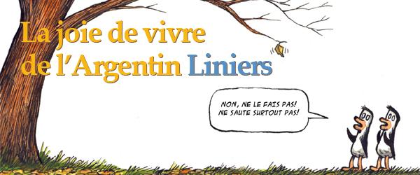 L'Argentin Liniers expose sa joie de vivre dans «Macanudo»