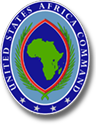 The AFRICOM Crest.  Click for high-res version.