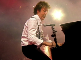 Paul McCartney Hits the Saturday Night Live Stage