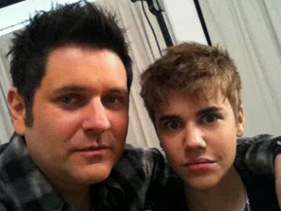 Bold Move! Bieber Loses Signature 'Do for Spikey Cut